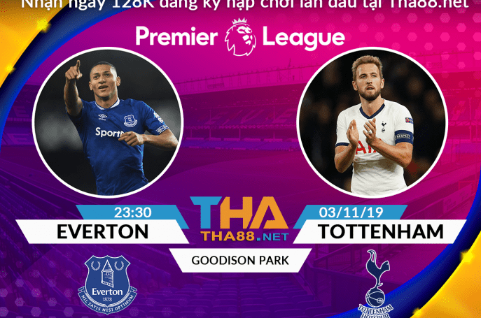 Soi kèo Eventon vs Tottenham 3/11/2019 Premier League